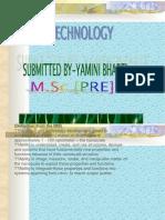 Presentation in Yamini Nanotechnology