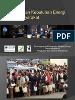Bahan Pelatihan Biogas pBun