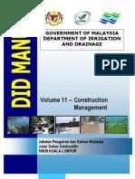 Volume 11_Construction Management