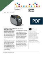 ZXP Series 1 Datasheet