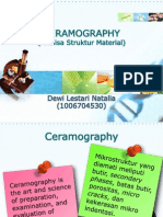 Tugas CERAMOGRAPHY