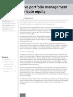 PE (PEI White Paper)