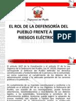 10. Ponencia Dr. Carlos Ramirez g. Defensoria Del Pueblo