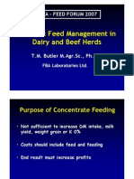 Butlerruminant Feeding