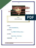 Trabajo Monografico Imprimir Etica