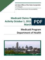 Medicaid 2012