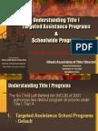 Understanding Title1