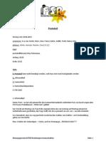 Protokoll 19.06.2013