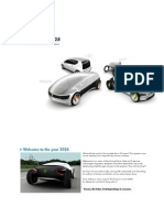 Volkswagen 2028 | The car of the Future