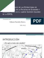 Análisis Hidráulico De Las Estructuras De Drenaje De