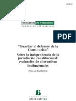 Guardian de la Constitución