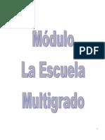 Escuela Multigrado