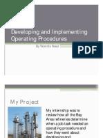 Procedures Powerpoint