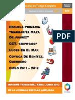 Informe de Actividades Vida Saludable_final