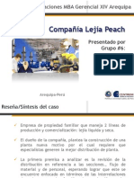 Caso Lejias Peach Grupo 6