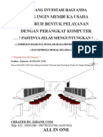 Peluang Usaha All In One Computer