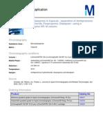 Chromatography 2008011462
