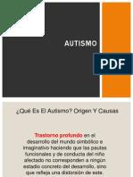 Autismo y Sd Asperger Ust