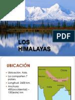 Himalayas Presentacion