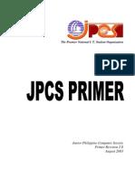 JPCS Primer