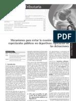 AEmpresarial Conciertos Detraccion Retencion IGV