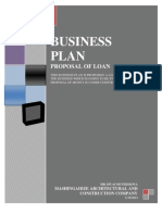 clive business plan