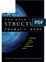 Road Since Structure (Thomas Kuhn)