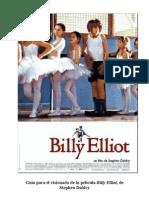 Guía para el visionado de la película Billy Elliot
