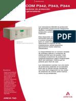 p34x Sp 1260 Brochure