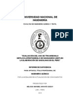 Informe Sustentacion - Melissa Infante Godoy