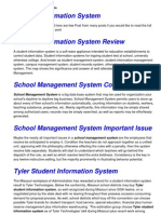 Student Information System1731scribd