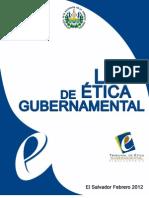Ley de Etica Gubernamental