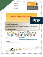 Antología de Productos Pily