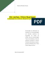 Em_cartaz__chico_buarque Cinemaa Adaptacao Do Benjamin