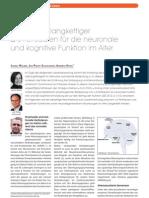 Bedeutung Langkettiger Omega3Fettsauren Fur Die Neuronale Und Kognitive Funktion Im Alter