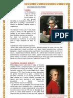 Grandes Compositores