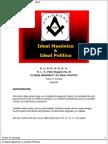 Izurieta, Victor - Ideal Masonico e Ideal Politico