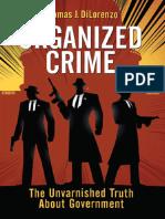 Organized Crime - Thomas J. DiLorenzo