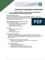 Gestión de Inventarios y Logística de Perecederos