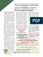 Oxford Newsletter - July 2013