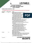 Lista de Painéis LCD (atualização 26_04_2013)