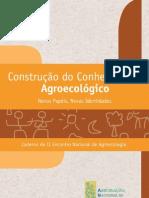 Construção do Conhecimento Agroecologico