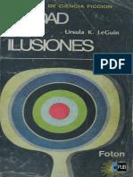 Ciudad de Ilusiones - Ursula K. Le Guin