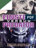 Einstein Versus Predator - Sergio L. Palacios