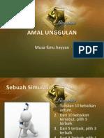 Amal Unggulan