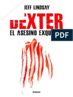 Dexter, El Asesino Exquisito - Jeff Lindsay