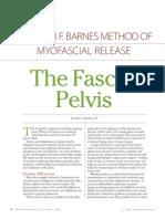 Fascial Pelvis
