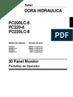 Excavadora Hidráulica (PC200-8 y PC200LC-8)