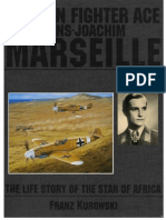 German Fighter Ace Hans Joachim Marseille