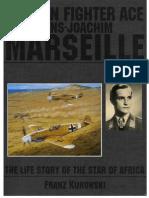 German Fighter Ace Hans Joachim Marseille
